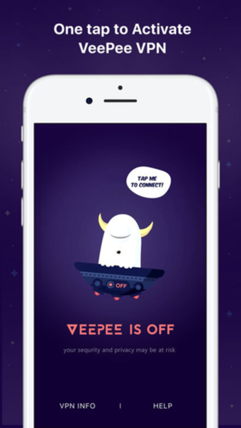 VeePee VPN Proxy – Free, Unlimited, Private Access for iPhone - Download