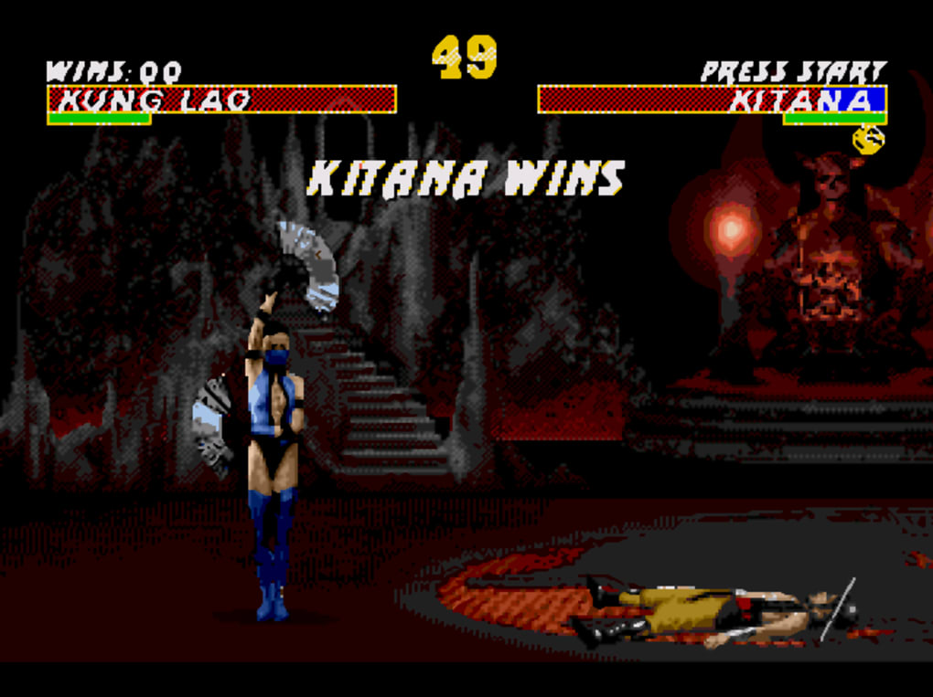 Ultimate Mortal Kombat 3 Descargar