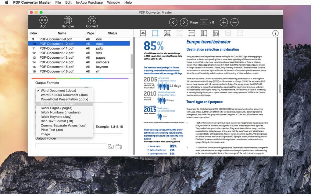 PDF Converter for Mac (Mac) - Download