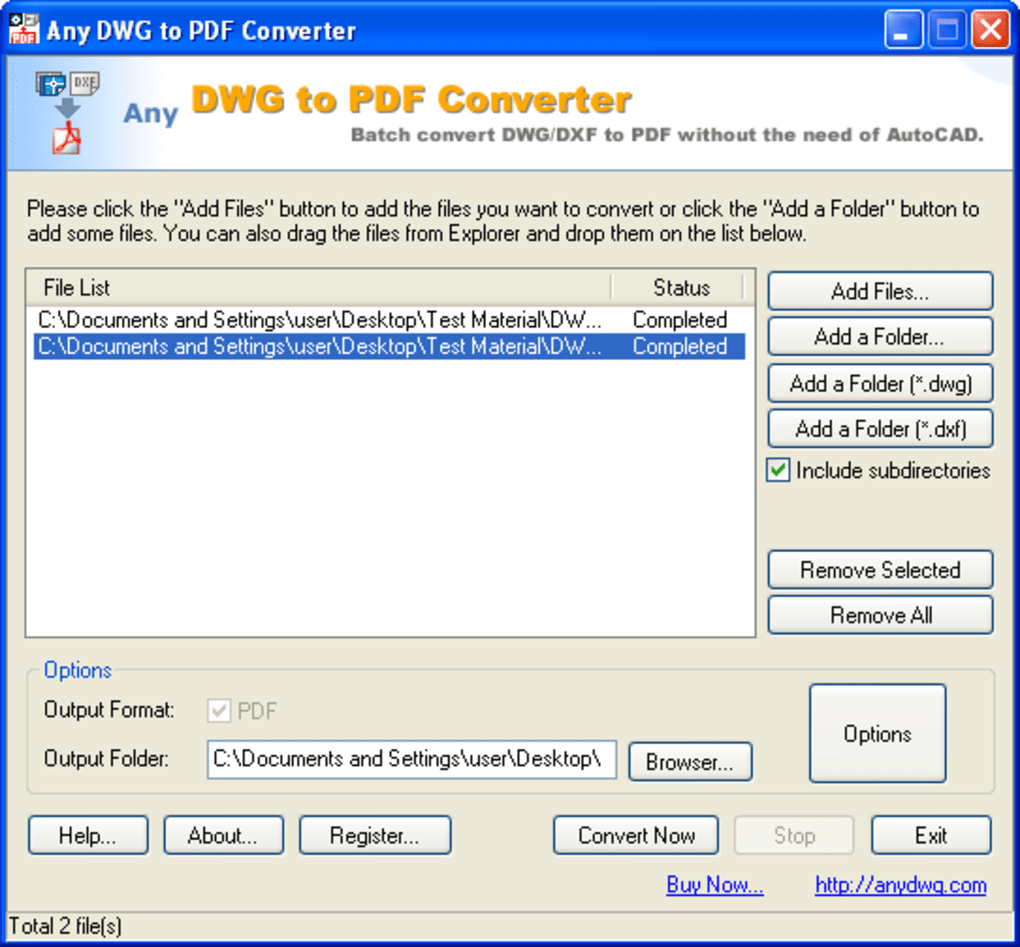 Convert pdf to dwg > engineering. Com.
