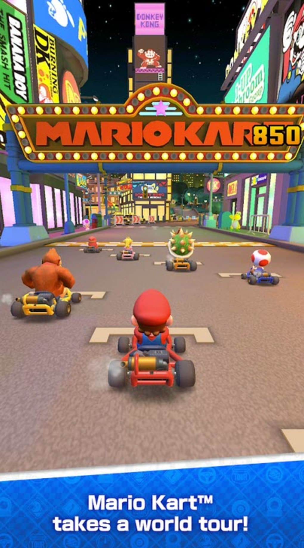 Mario Kart Tour for Android - Download