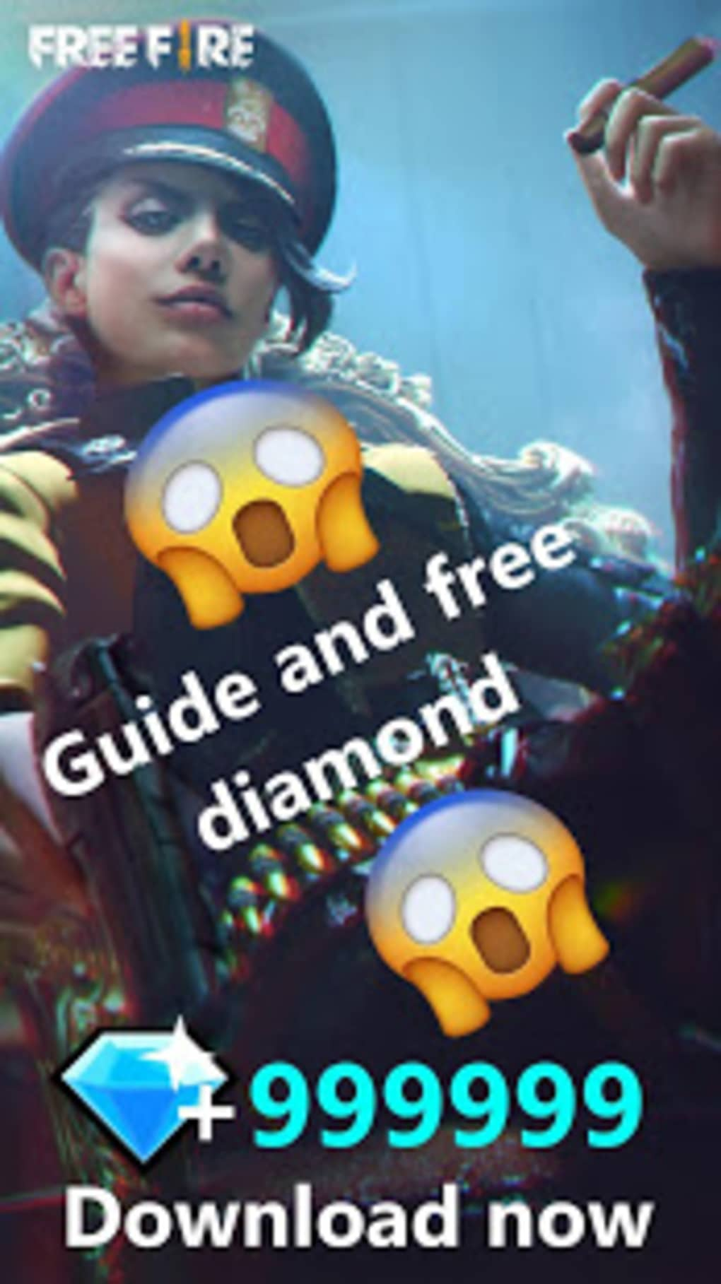 Free Fire Guide and Diamonds Free for Android - Download