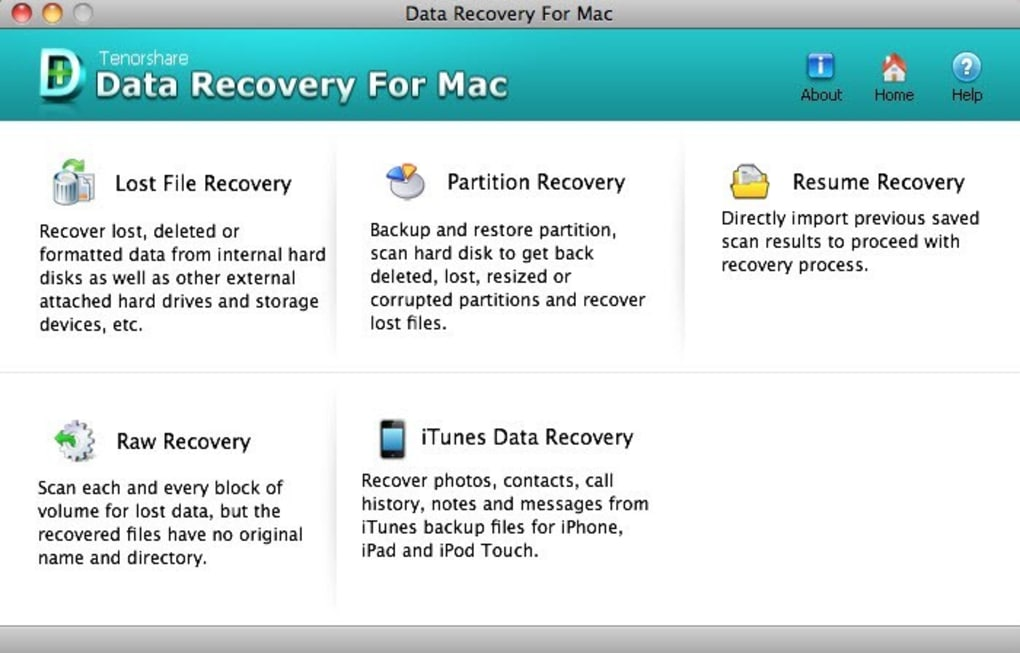 Data Recovery per Mac (Mac) - Download