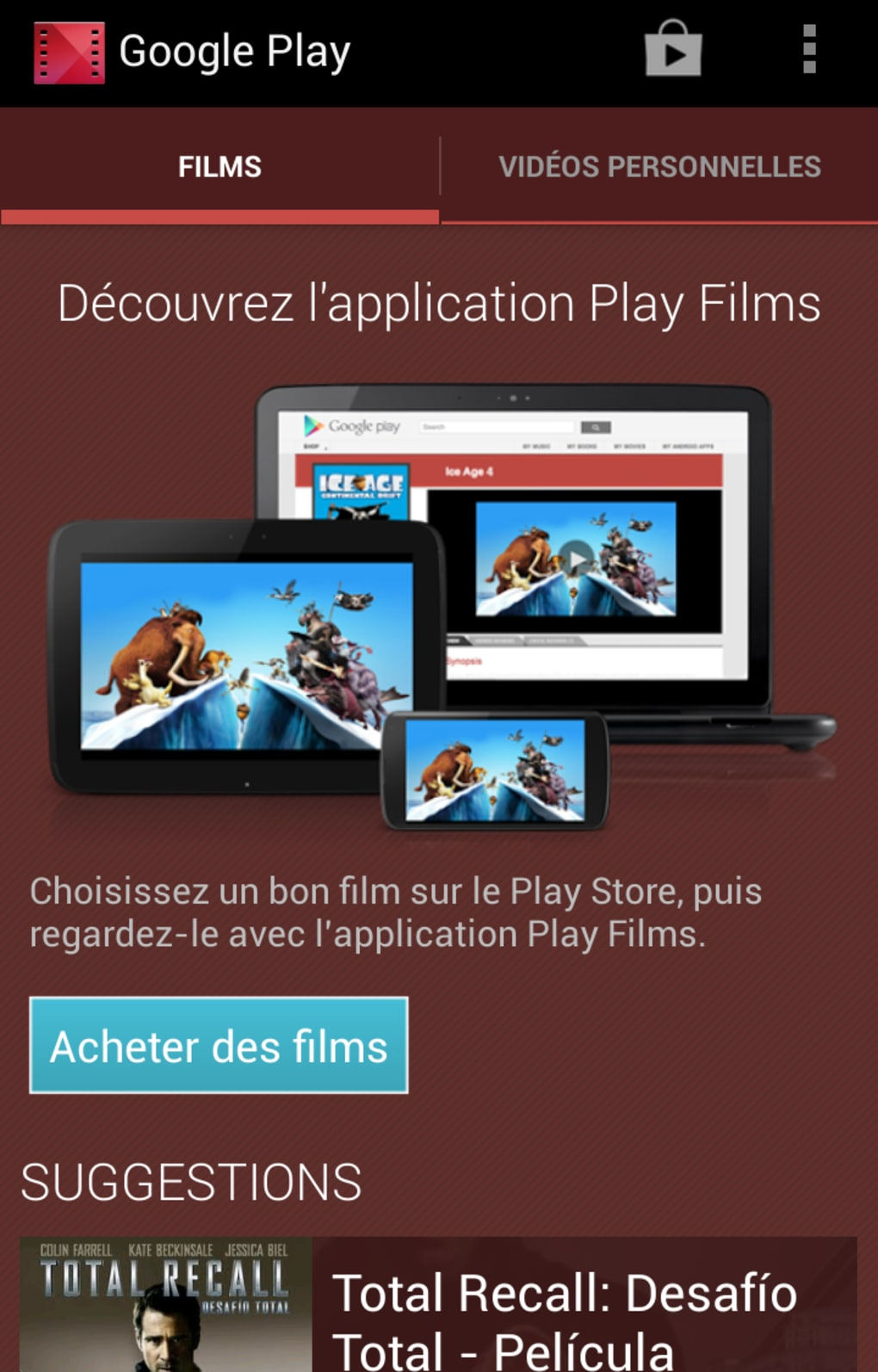 Phone Location Tracker >> Google Play Films pour Android - Télécharger