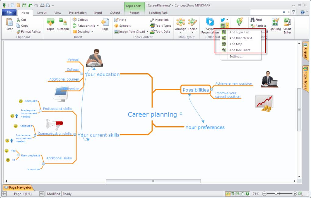 Conceptdraw Mindmap Download