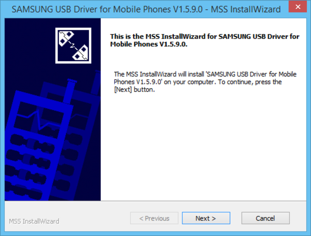 Samsung USB Driver for Mobile Phones - Download