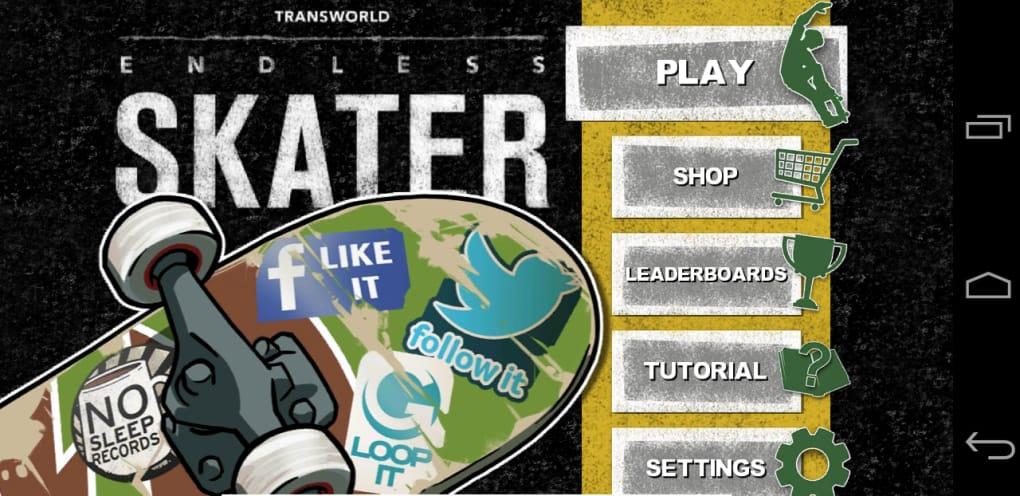 Transworld Endless Skater