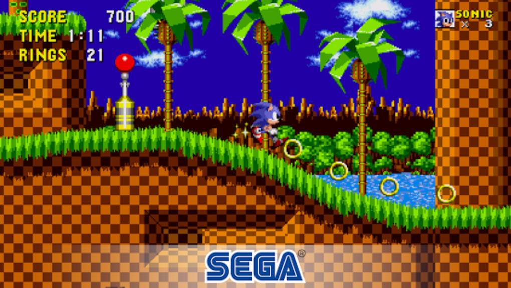free sega games download