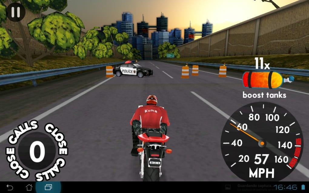 highway rider mod apk 1.8.1