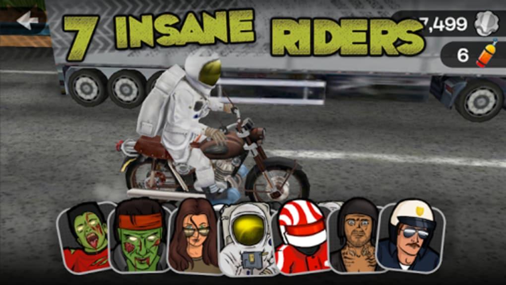 download highway rider apk old version