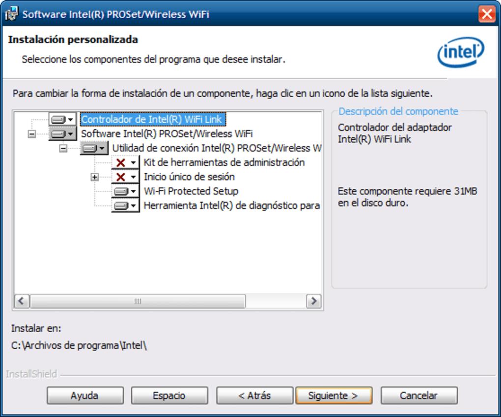 Intel Pro Wireless Drivers - Download