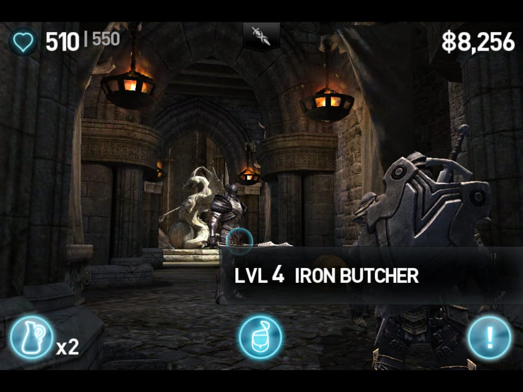 Infinity Blade II for iPhone - Download