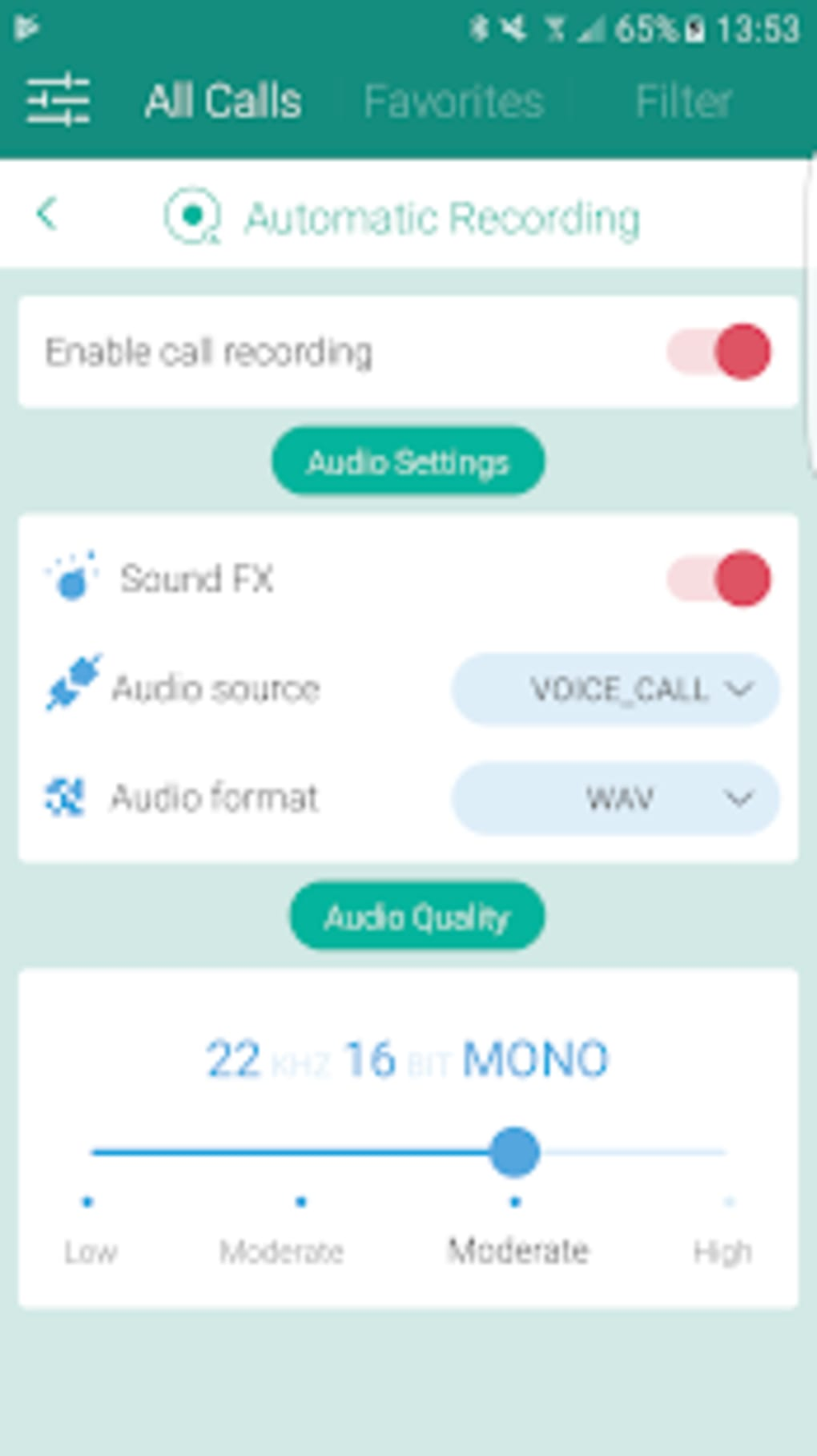Download All Call Recorder For Android