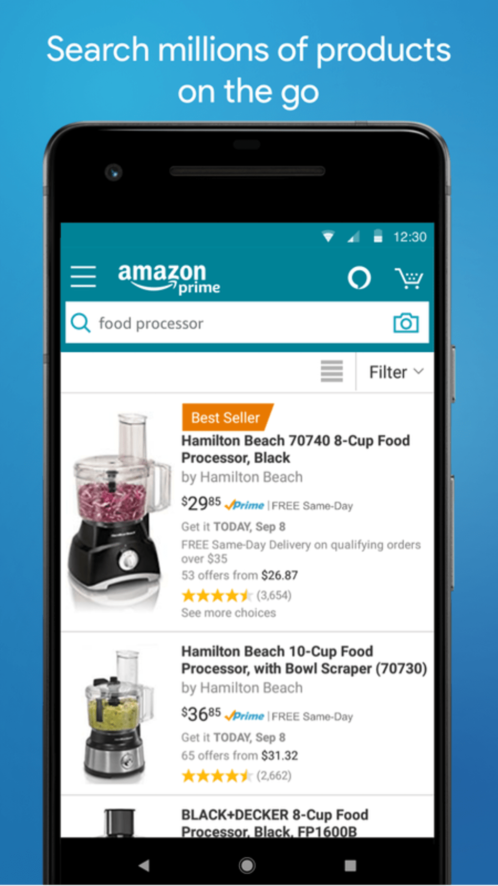 Amazon Shopping APK for Android - Download