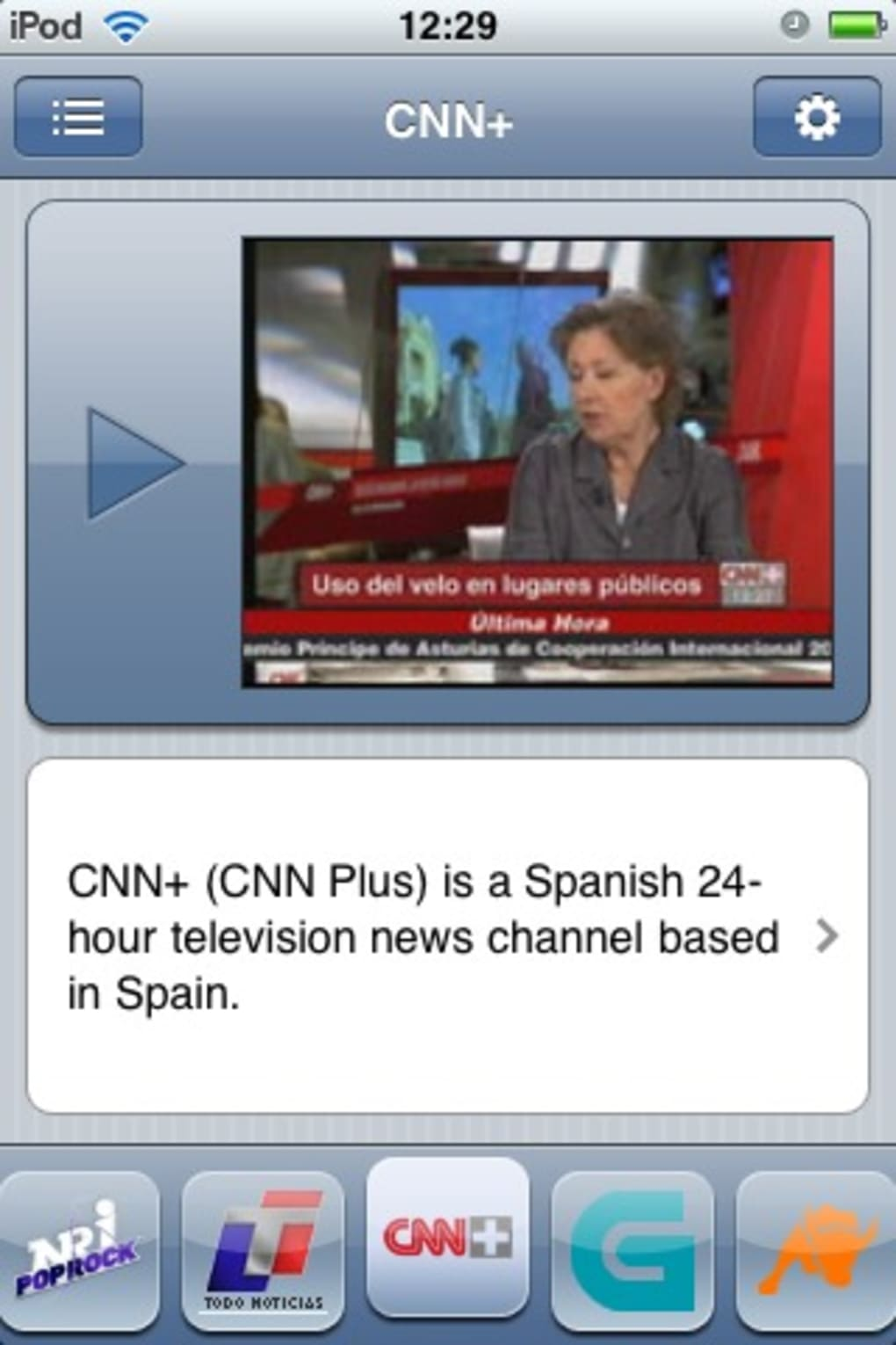 SPB TV for iPhone - Download