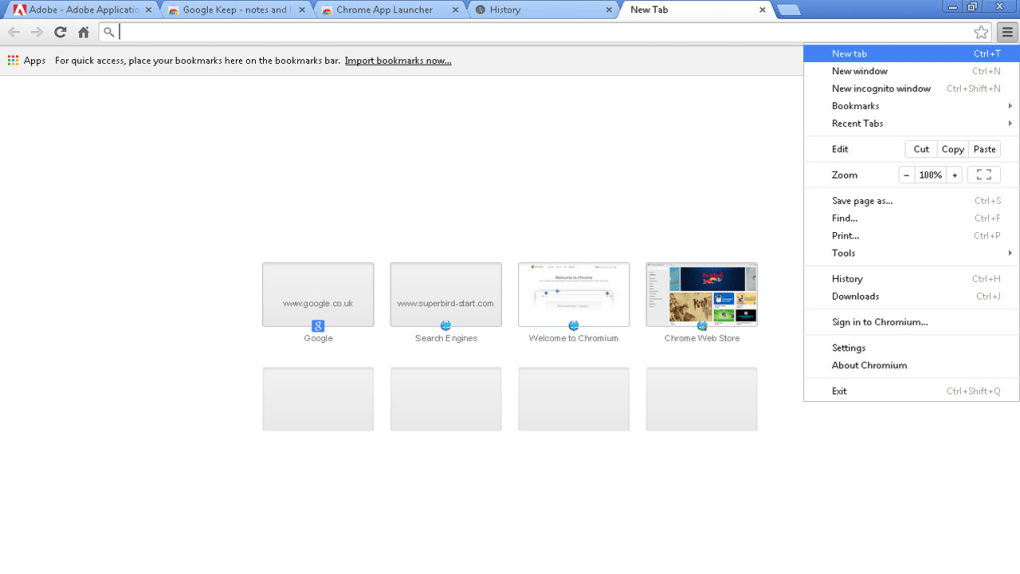 Superbird Browser - Download