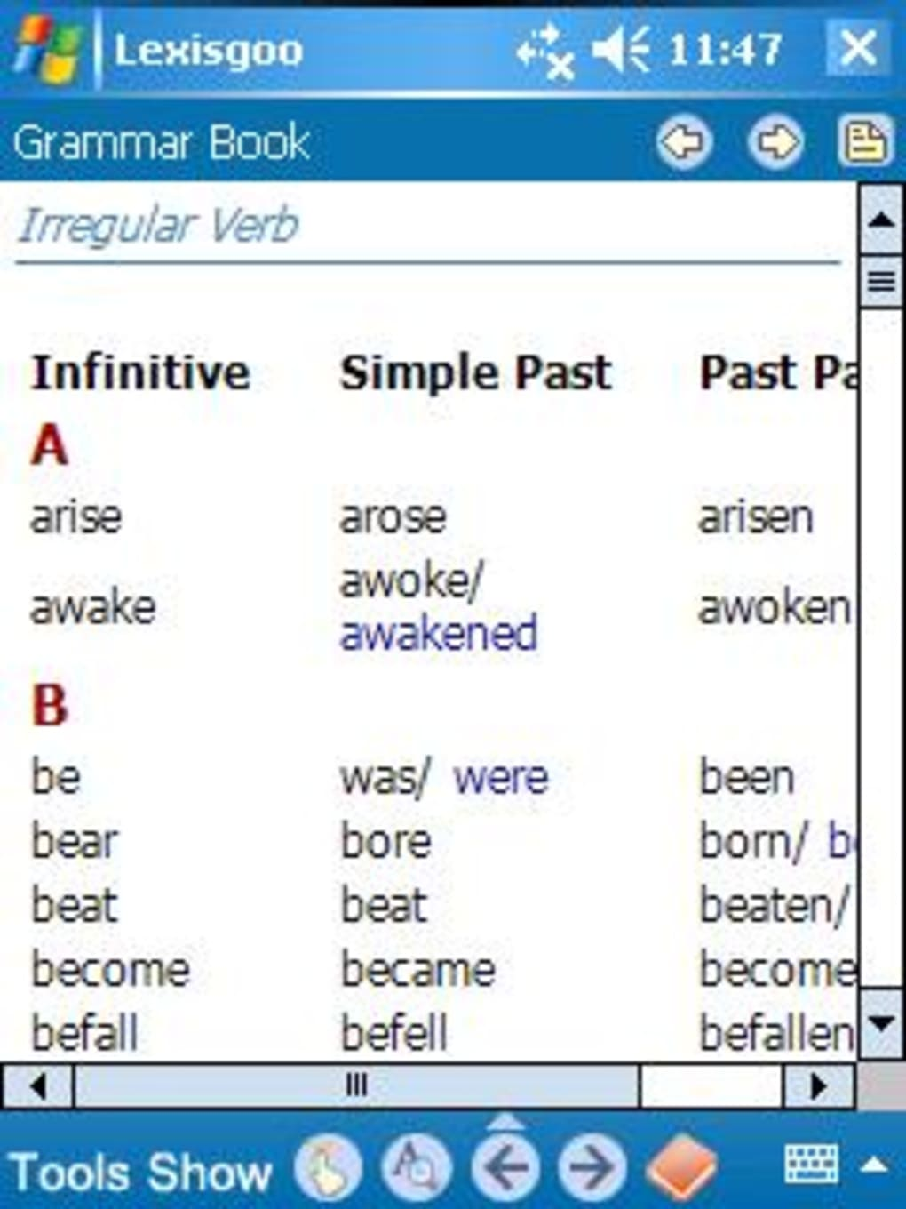 English Dictionary -Offline For PC Free Download (Windows 7 8 10)