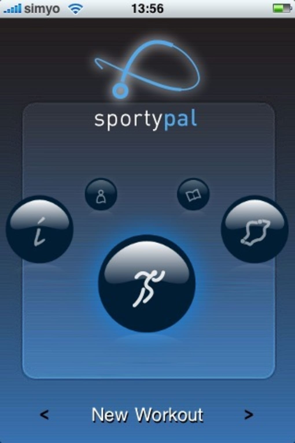application sportypal