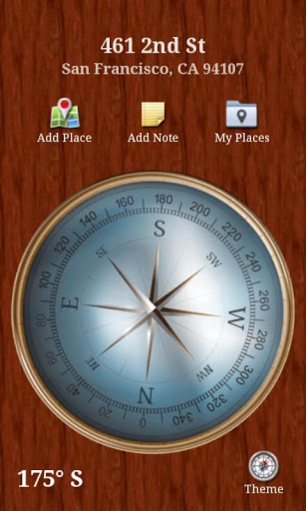 Compass for Android - Download