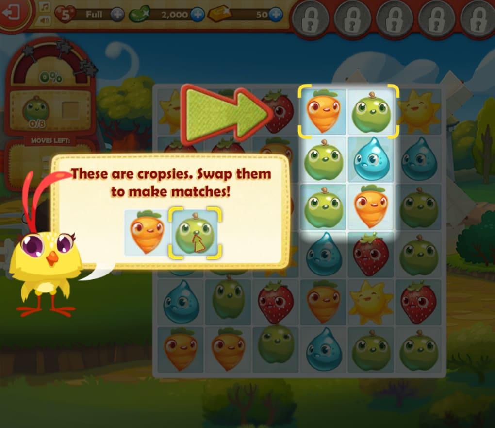 farm heroes saga free download for pc windows xp