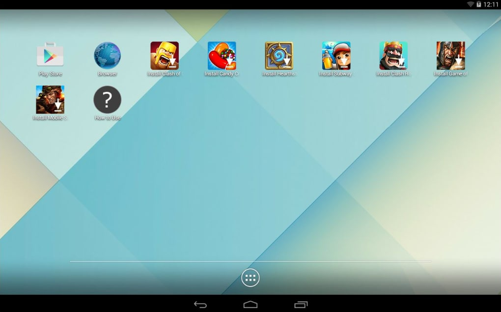 android emulator windows 10 free download