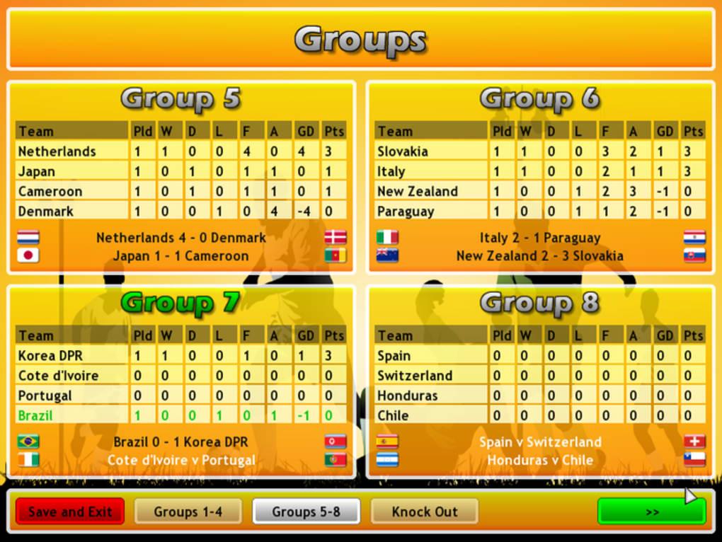 Sensational World Soccer 2010 for Mac - Download