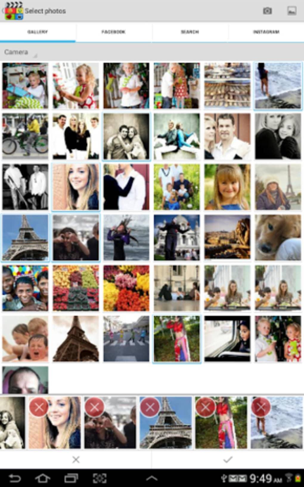 Video Collagen App Für Android Download