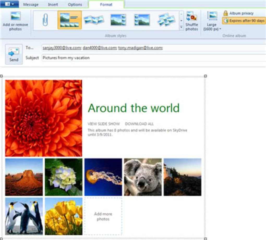 windows live mail 2012 for xp 32 bit download