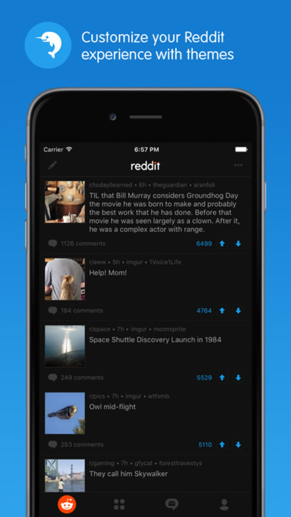 Reddit: The Official App for iPhone - Download