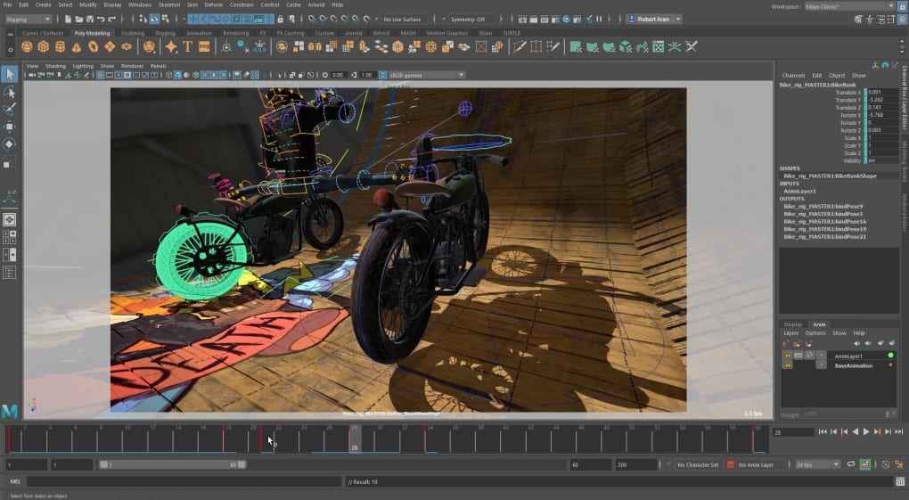 Autodesk Maya Download