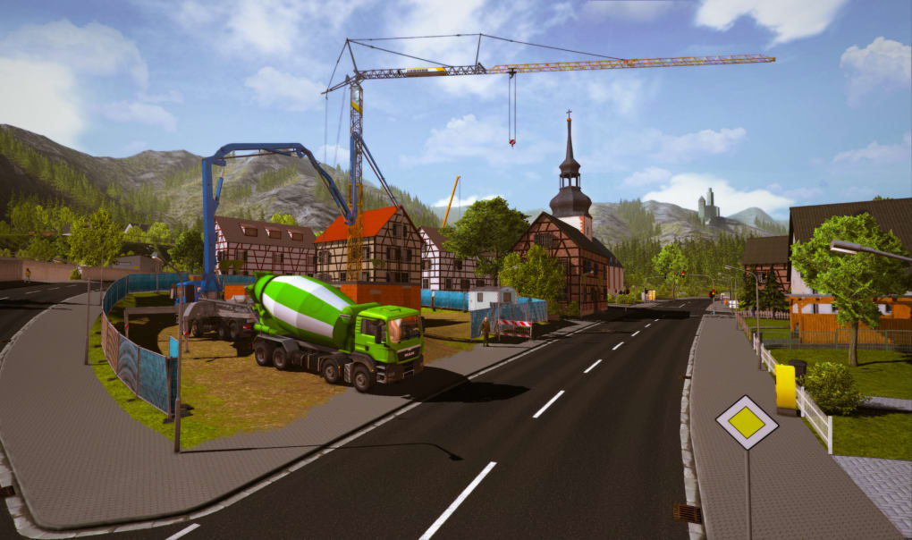Construction Simulator 2015 - Download