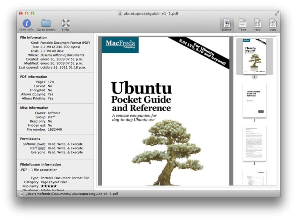 File Viewer per Mac - Download