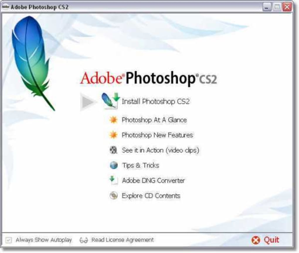 Adobe Photoshop CS2 - Download