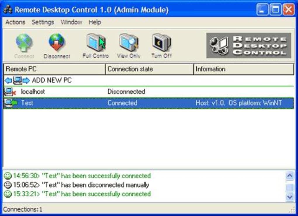 Download adminmagic remote desktop control utility 2. 1 remote.