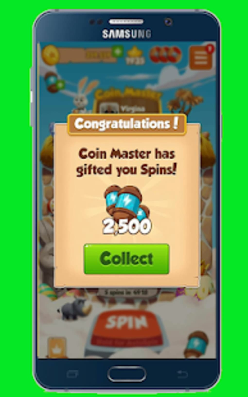 Free Spins Coins