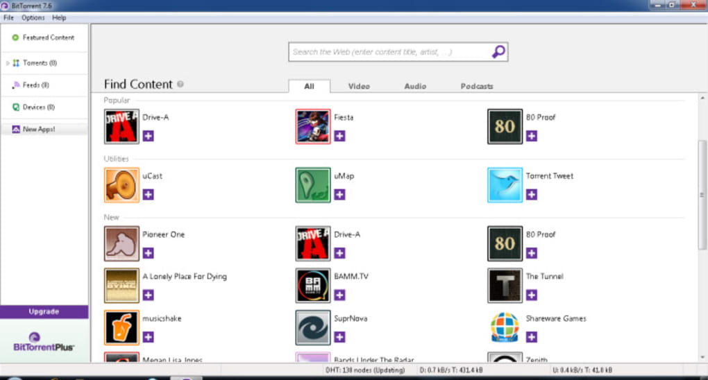 download bittorrent for windows 7 softonic