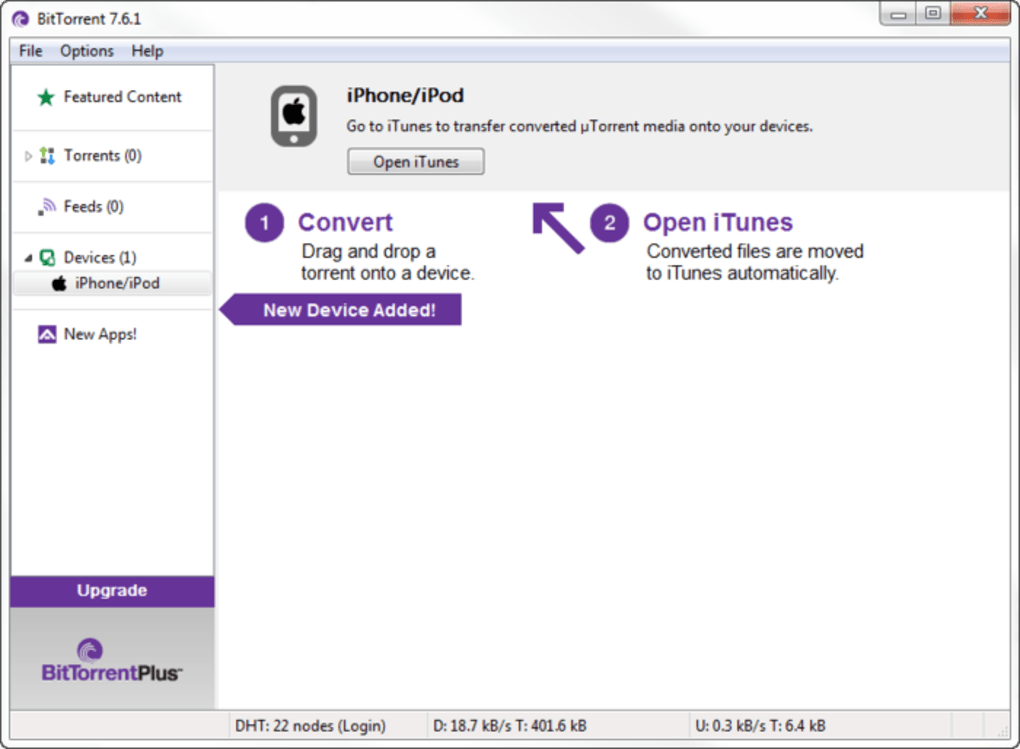 bittorrent download net free software