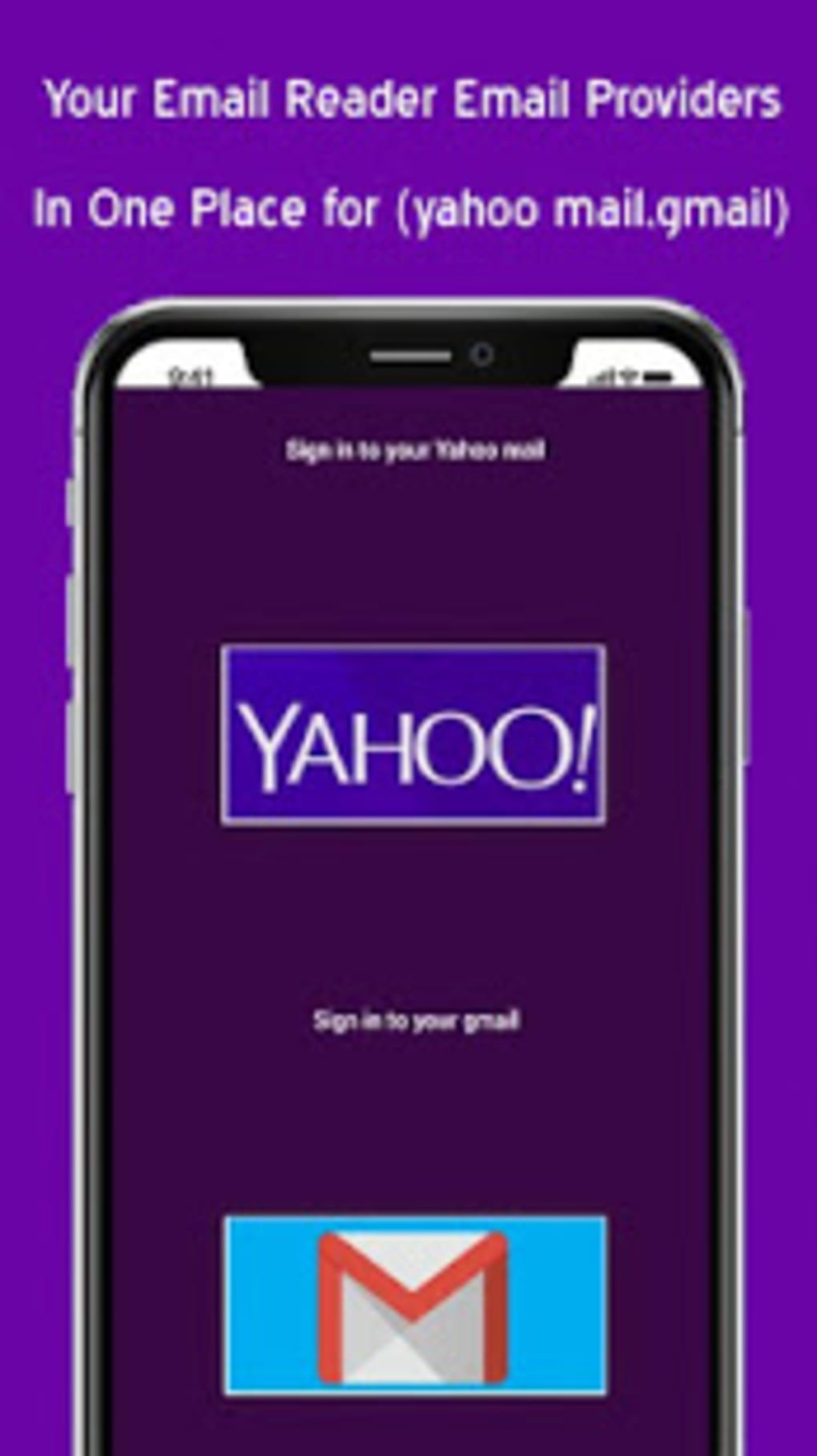 yahoo mail free apps