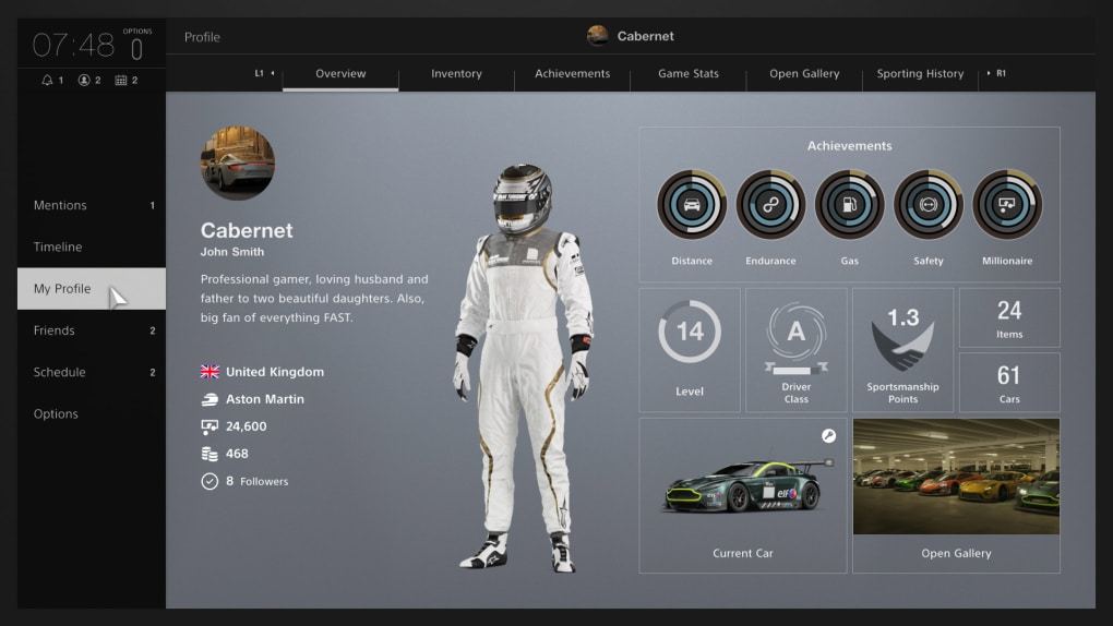 Gran Turismo Sport PS VR PS4 - Download