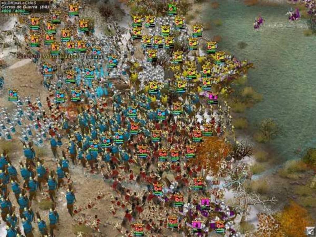 praetorians demo