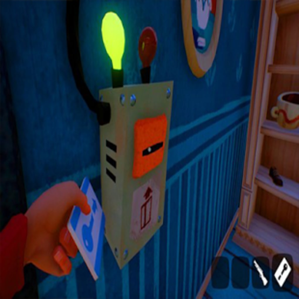 Hello Neighbor Alpha 4 for Android - Download