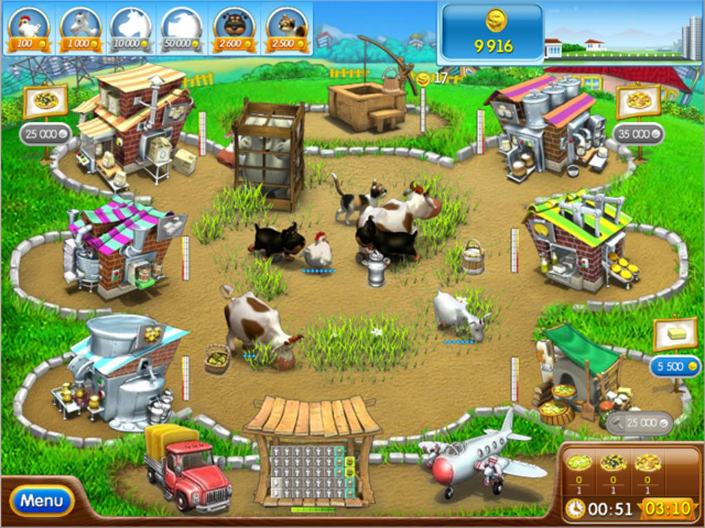 Farm Frenzy - PizzaParty - Download