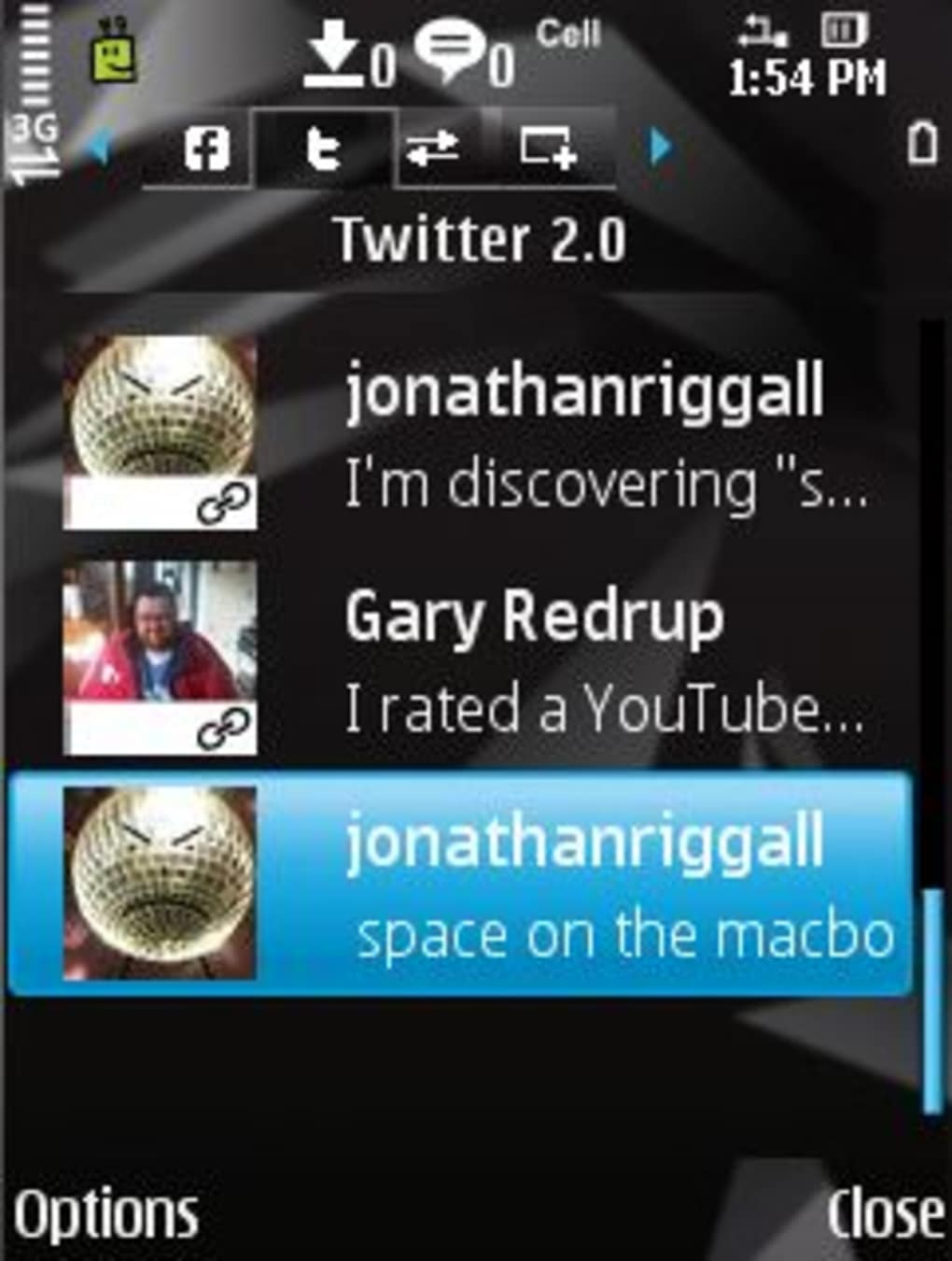Fring for symbian download.
