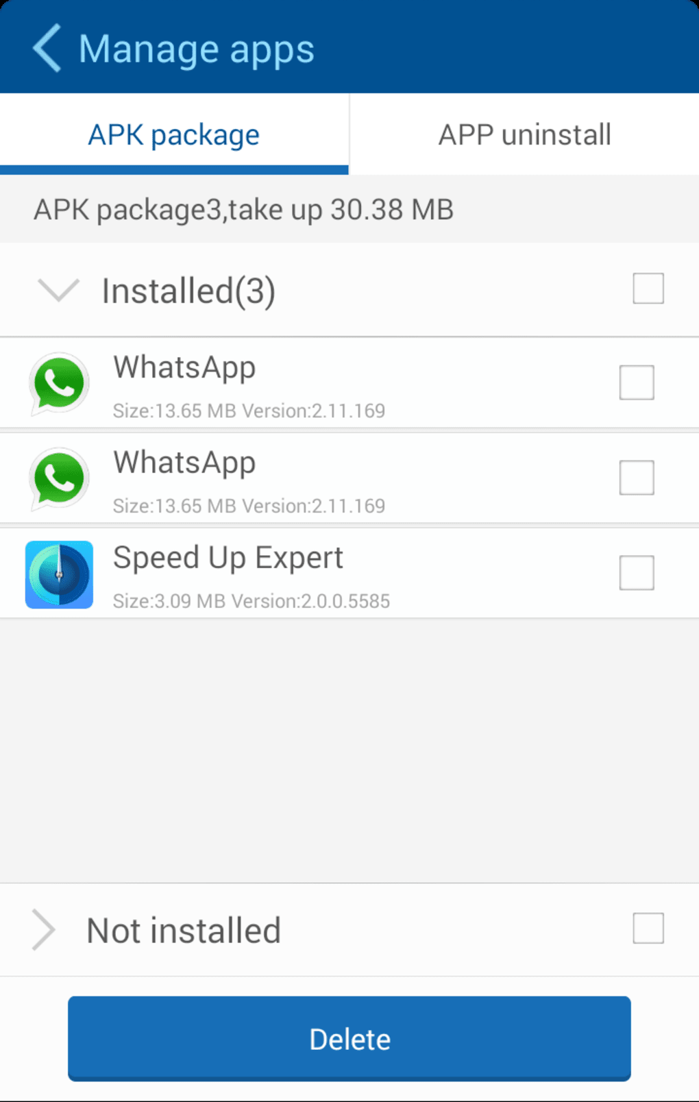 Speed Up Expert for Android - Download