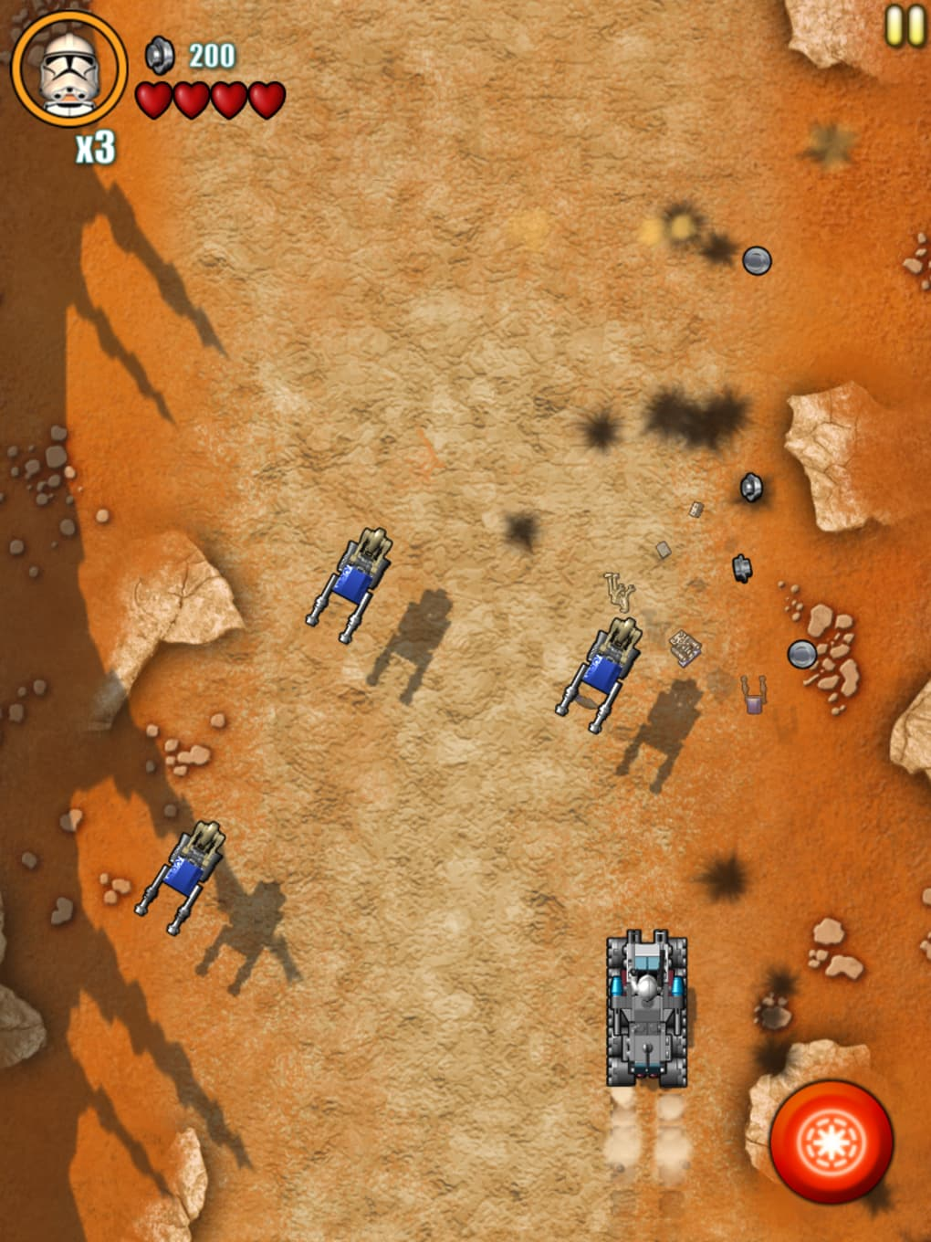 Lego Star Wars Microfighters For Iphone Download