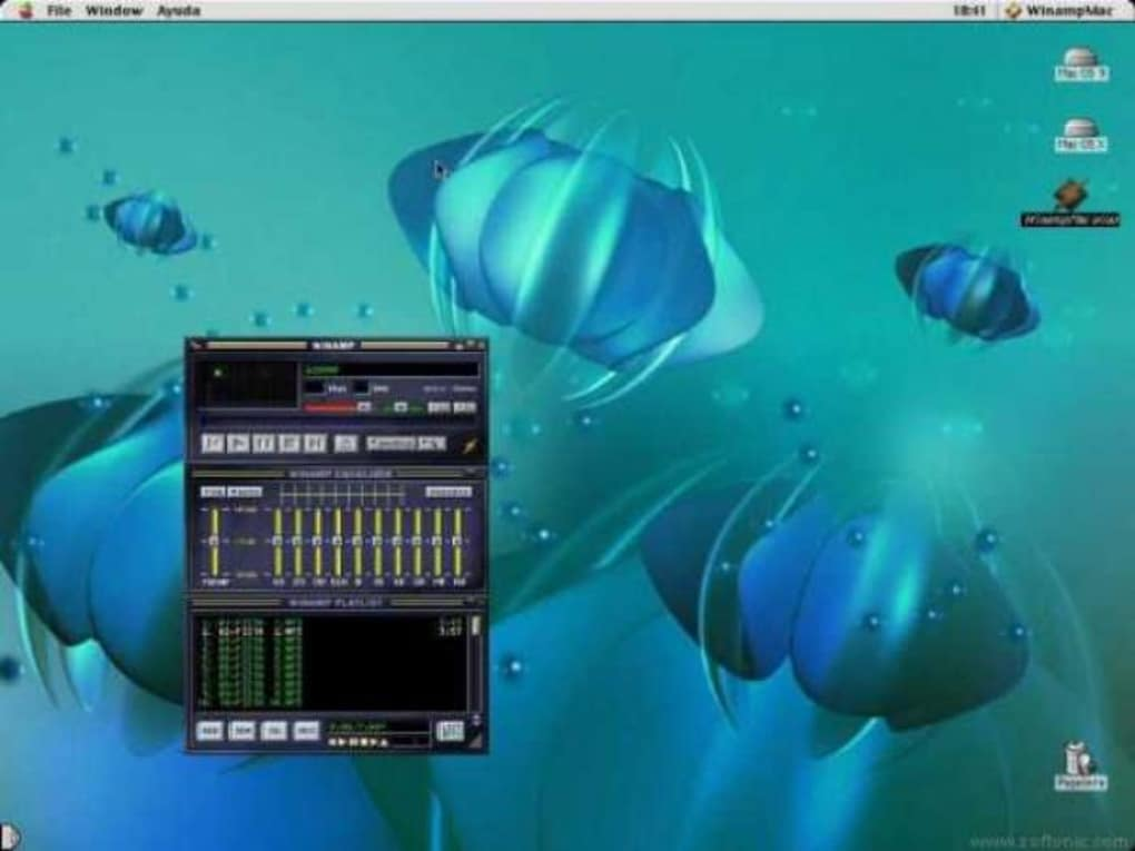 download winamp for mac 10.5.8