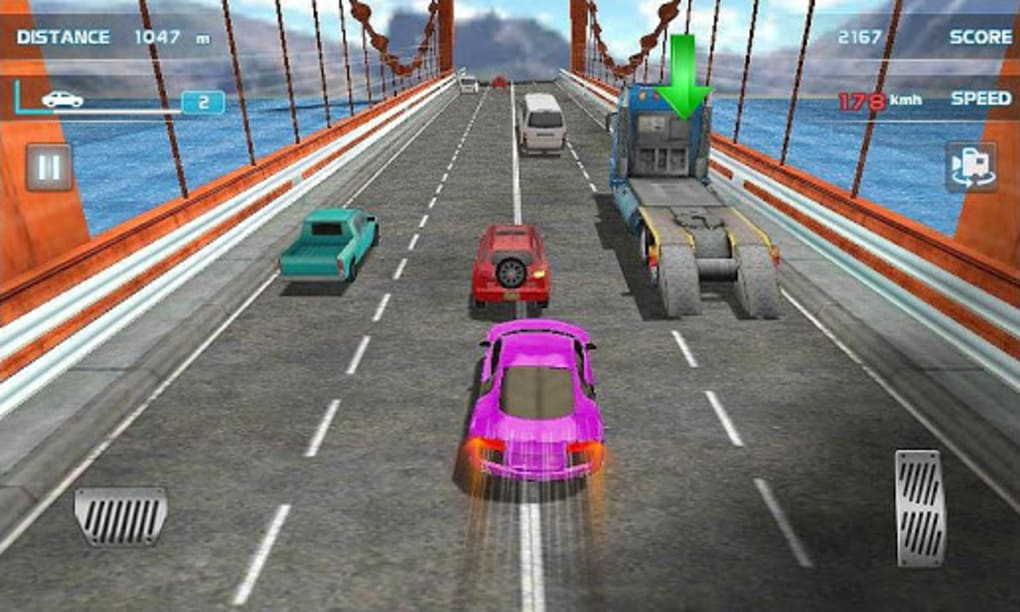 Turbo Driving Racing 3d For Android Download