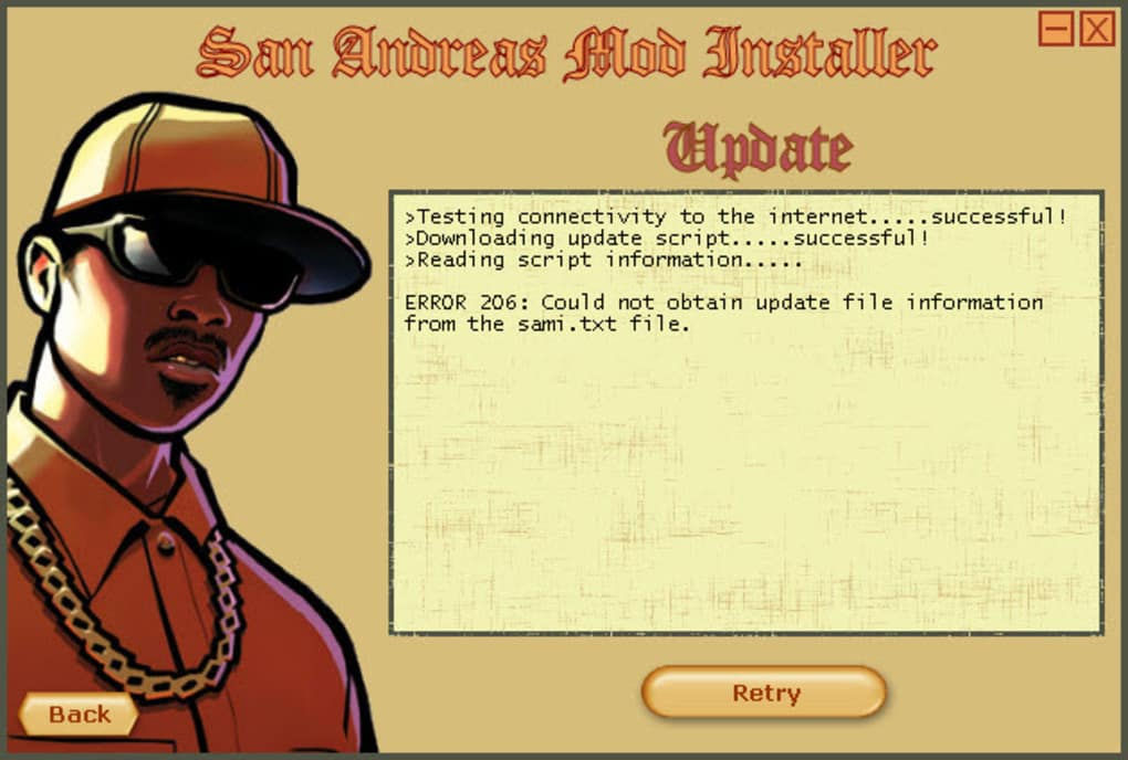 download gta san andreas mod installer free mac