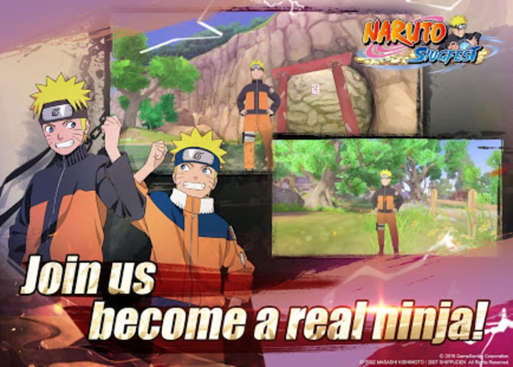 Naruto: Slugfest for Android - Download