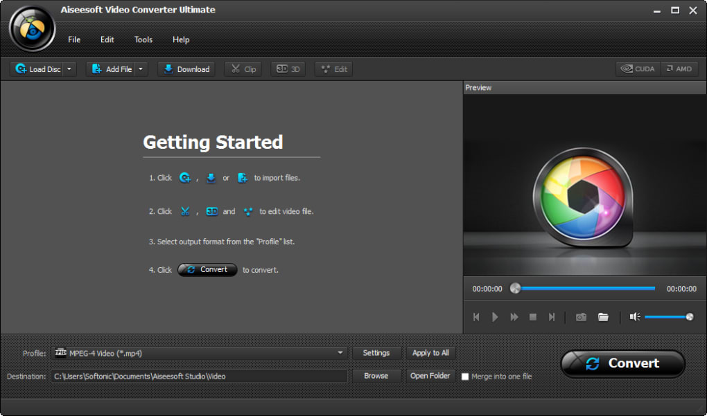 Aiseesoft Video Converter Ultimate 10.0.12 [Multilenguaje] [UL.IO] Aiseesoft-video-converter-ultimate-screenshot